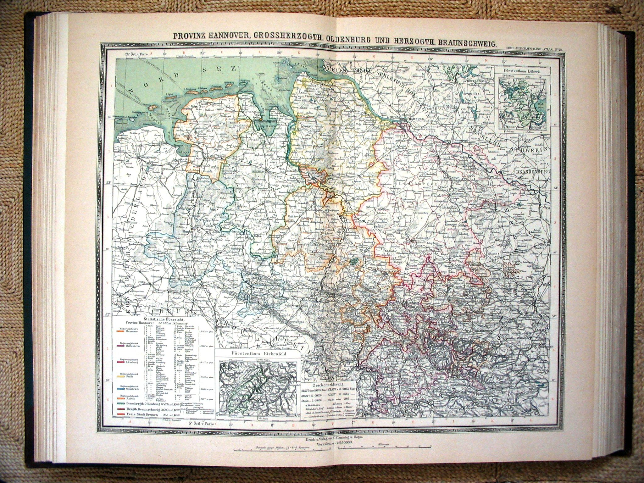Landkarte Welt Verkehr Schifffahrt Eisenbahn Dampfschiff Routen 1890 Original