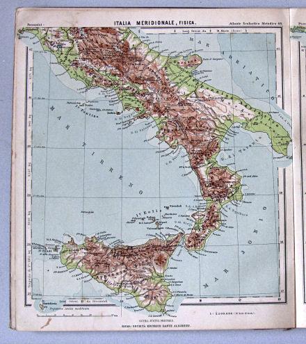 Fisica Italia Italia Meridionale Fisica